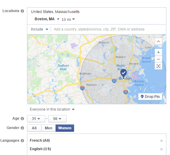 Why Facebook target marketing is important for local advertising