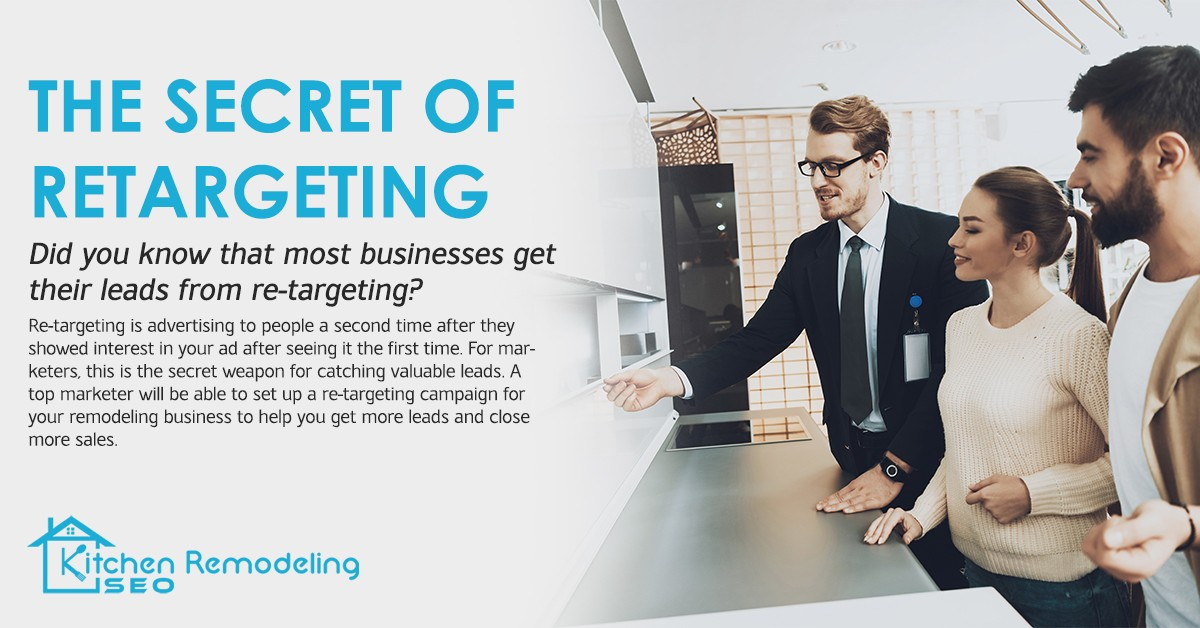retargeting with social media marketing