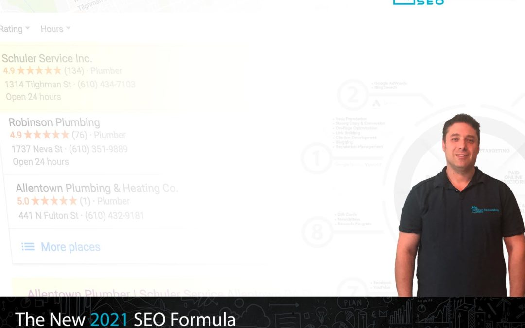 New Local SEO Webinar To Get Page 1 Ranking