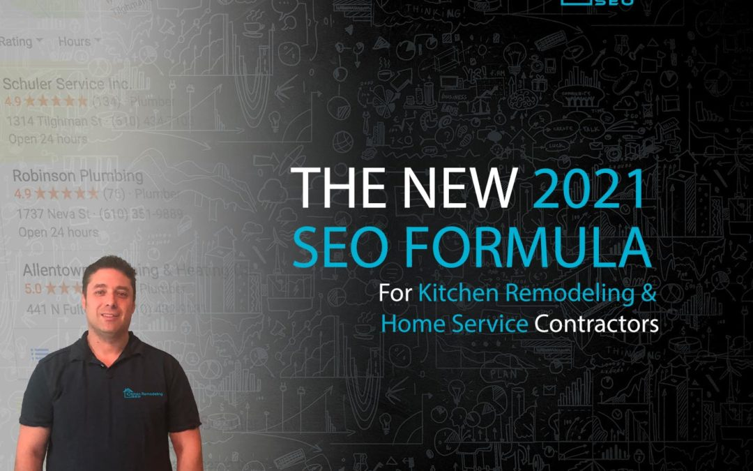 The New SEO Formula For 2021