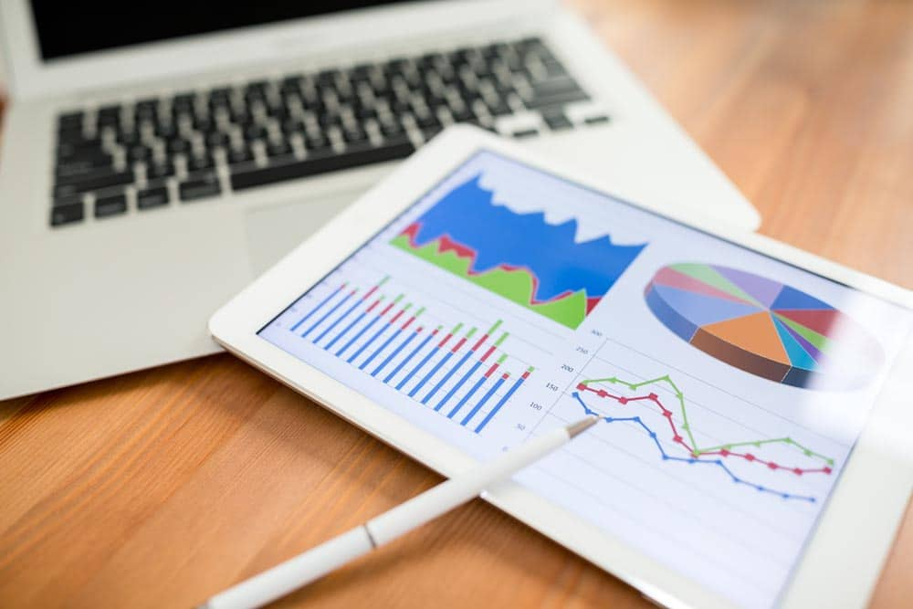 analytics on digital marketing and paid ad campaigns